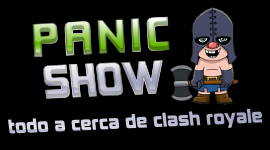 panic show clash royale
